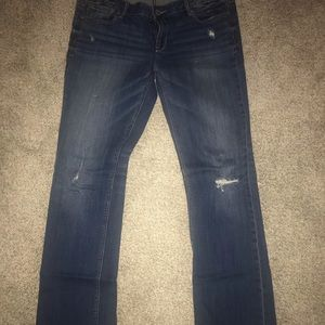 Express jeans size 12 long